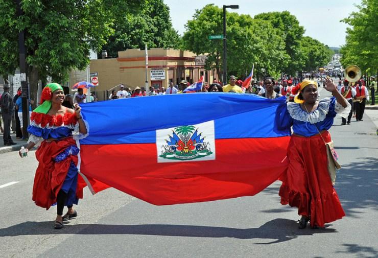 Haitian Flag Day New Yorl