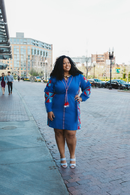 Haitian Blogger