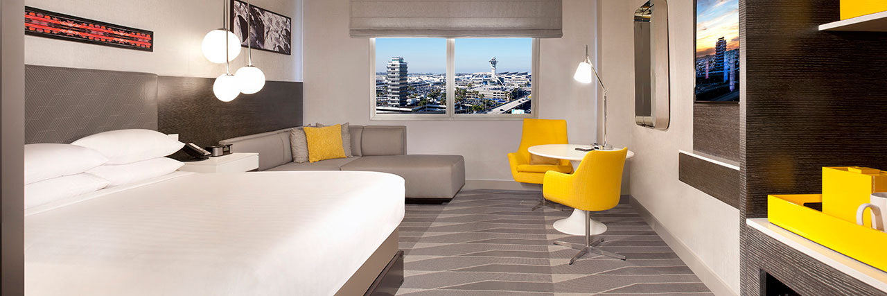 My Stay At Concourse Hotel Los Angeles A Hyatt Affiliated