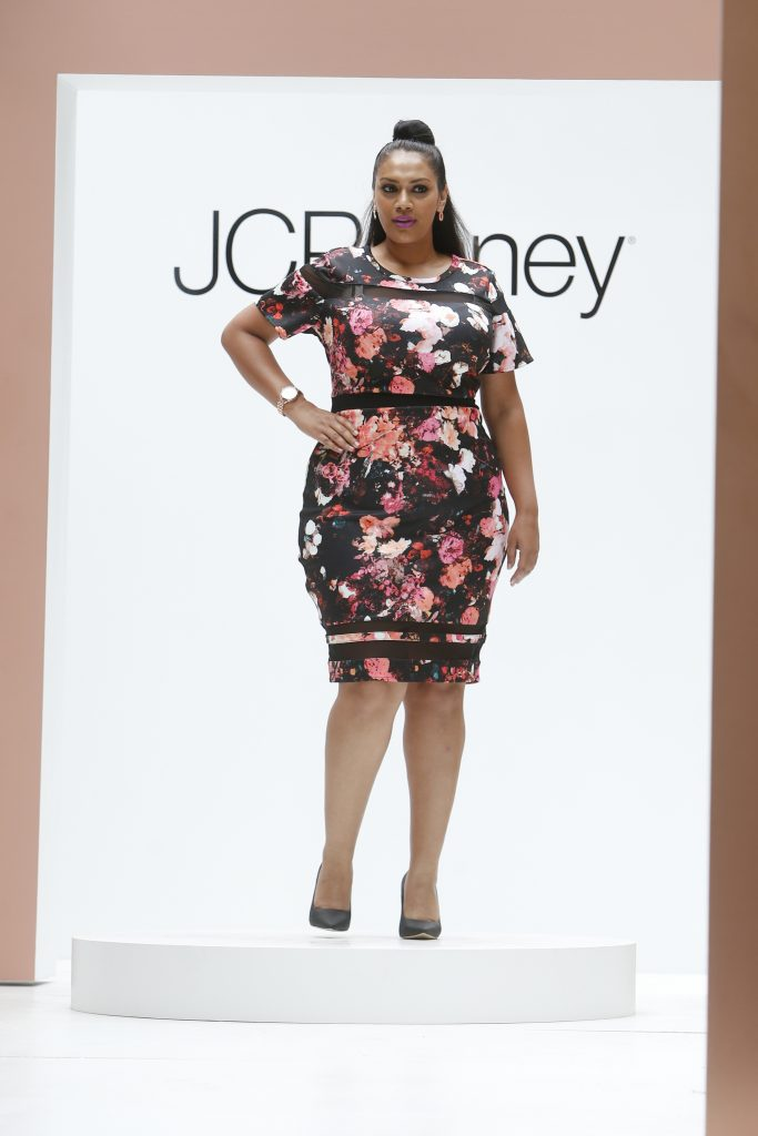 Ashley Nell Tipton for JCPenney Boutique+ Fashion Show on Tuesday, Sept. 6, 2016, in New York. (Photo by Jason DeCrow/Invision for JCPenney/AP Images)