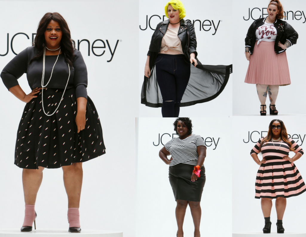 Ashley Nell Tipton for Boutique+ JCPenney