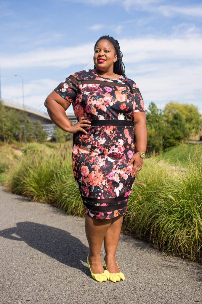 Ashley Nell Tipton for JCPenney Boutique+