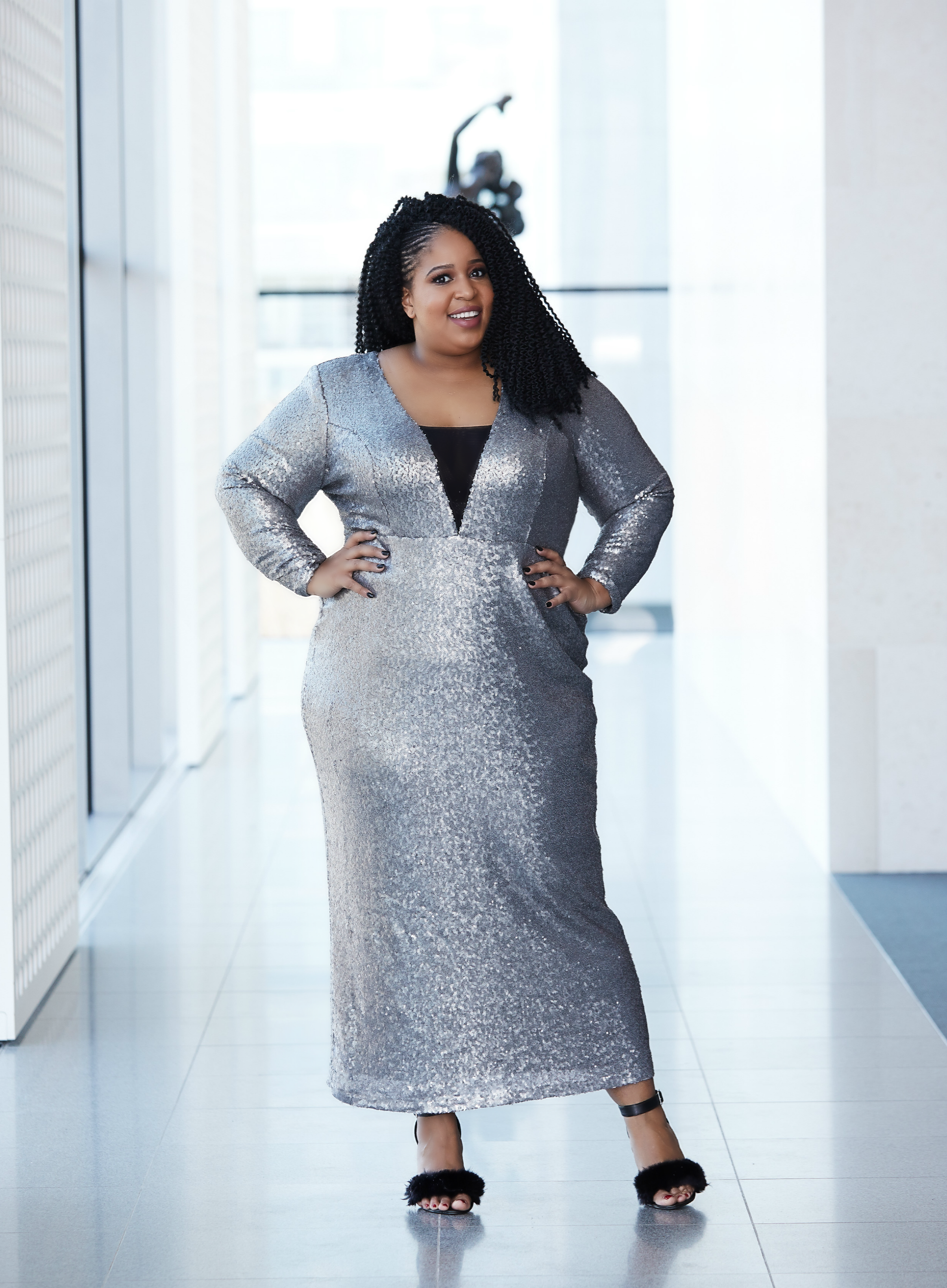 Plus Size Gala Gowns