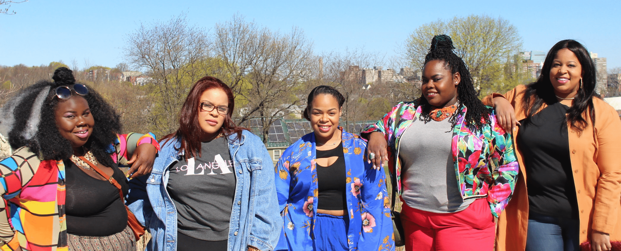 Plus Size Bloggers Shopping at Savers