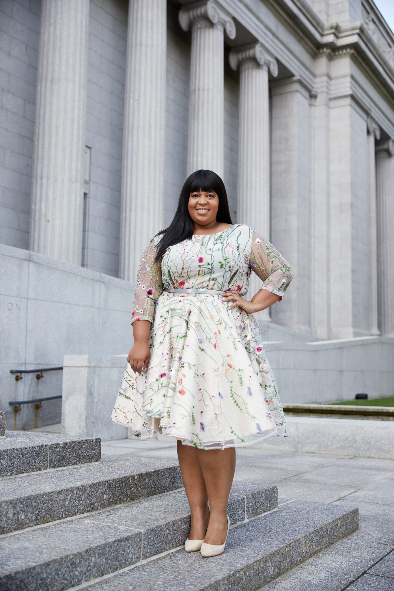Naturally Nude by Eleven 60 Plus Size Blogger