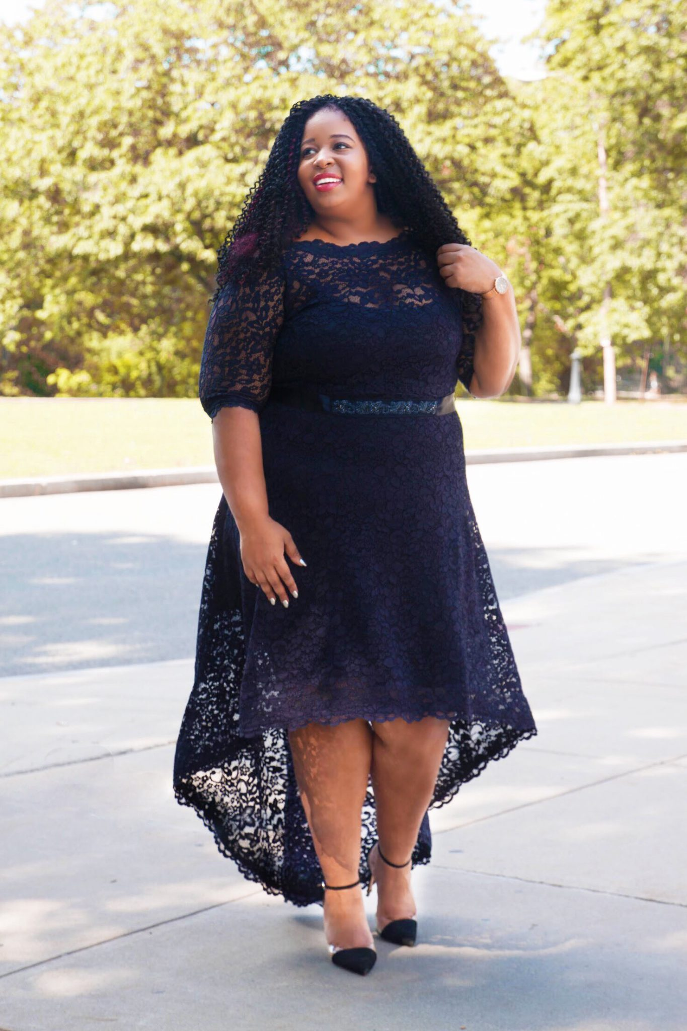 Plus Size Wedding Dress by Teri Jon
