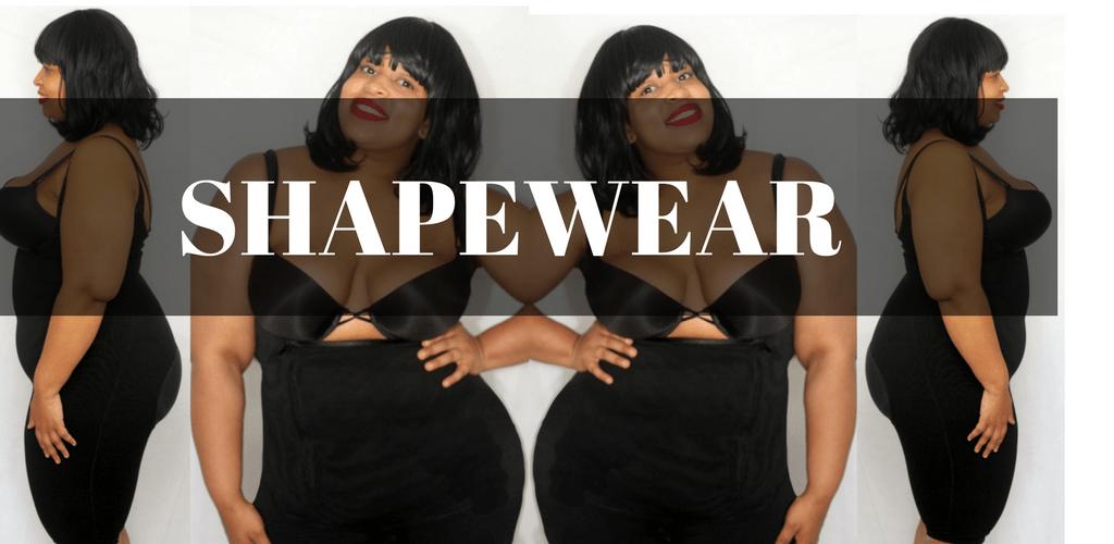 Plus Size Shapewear