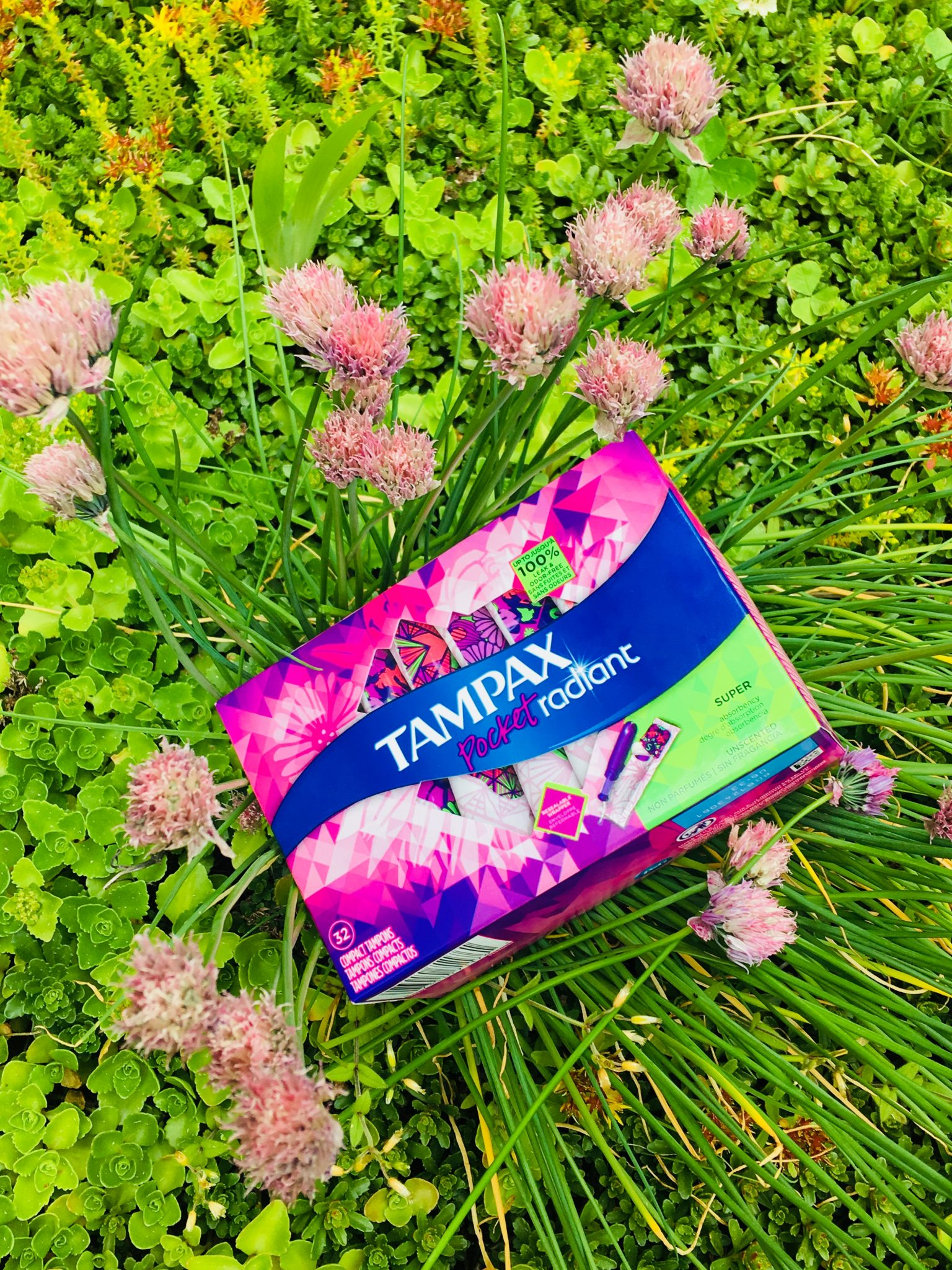 Tampax's Pocket Radiant