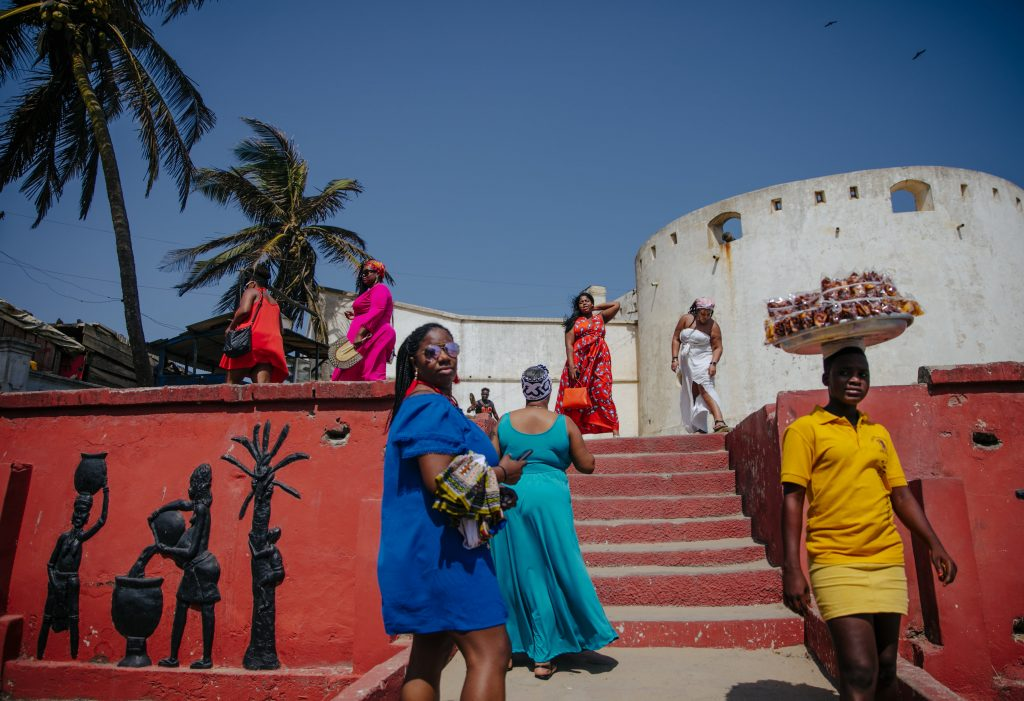 Elmina Castle Bloggers