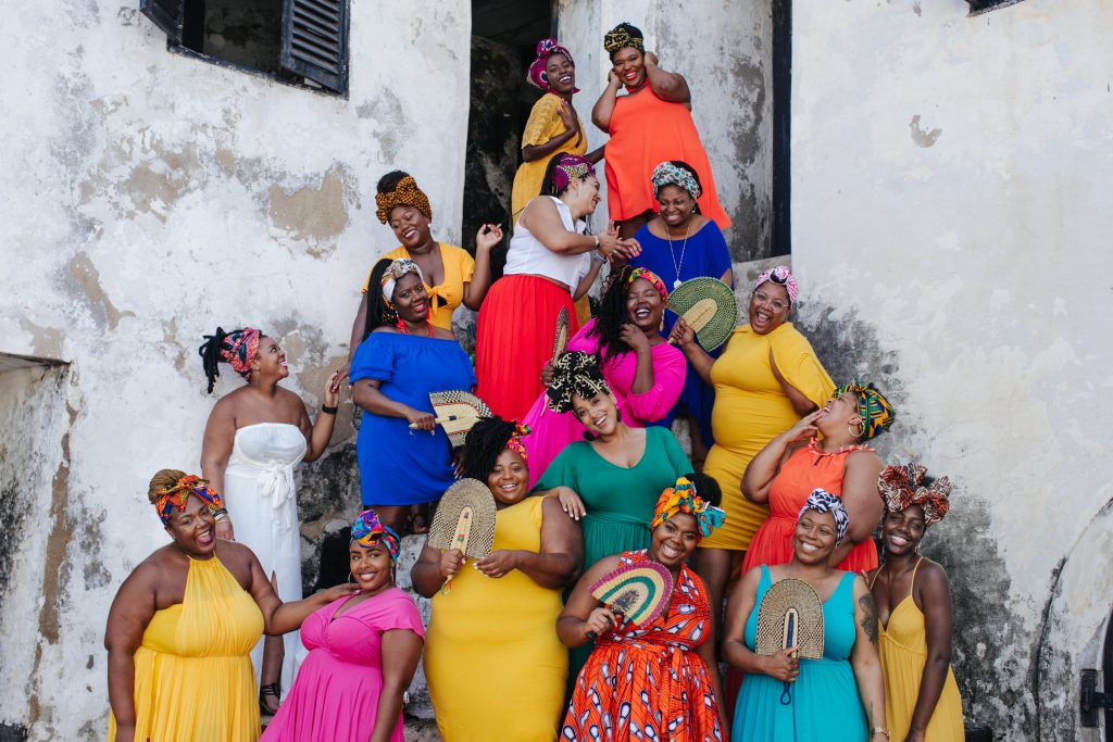Plus Size Bloggers in Ghana