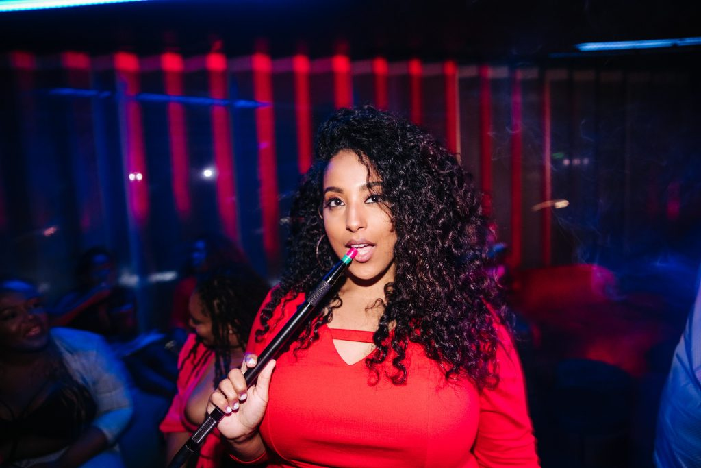 Ghana Night Club Plus Size Blogger