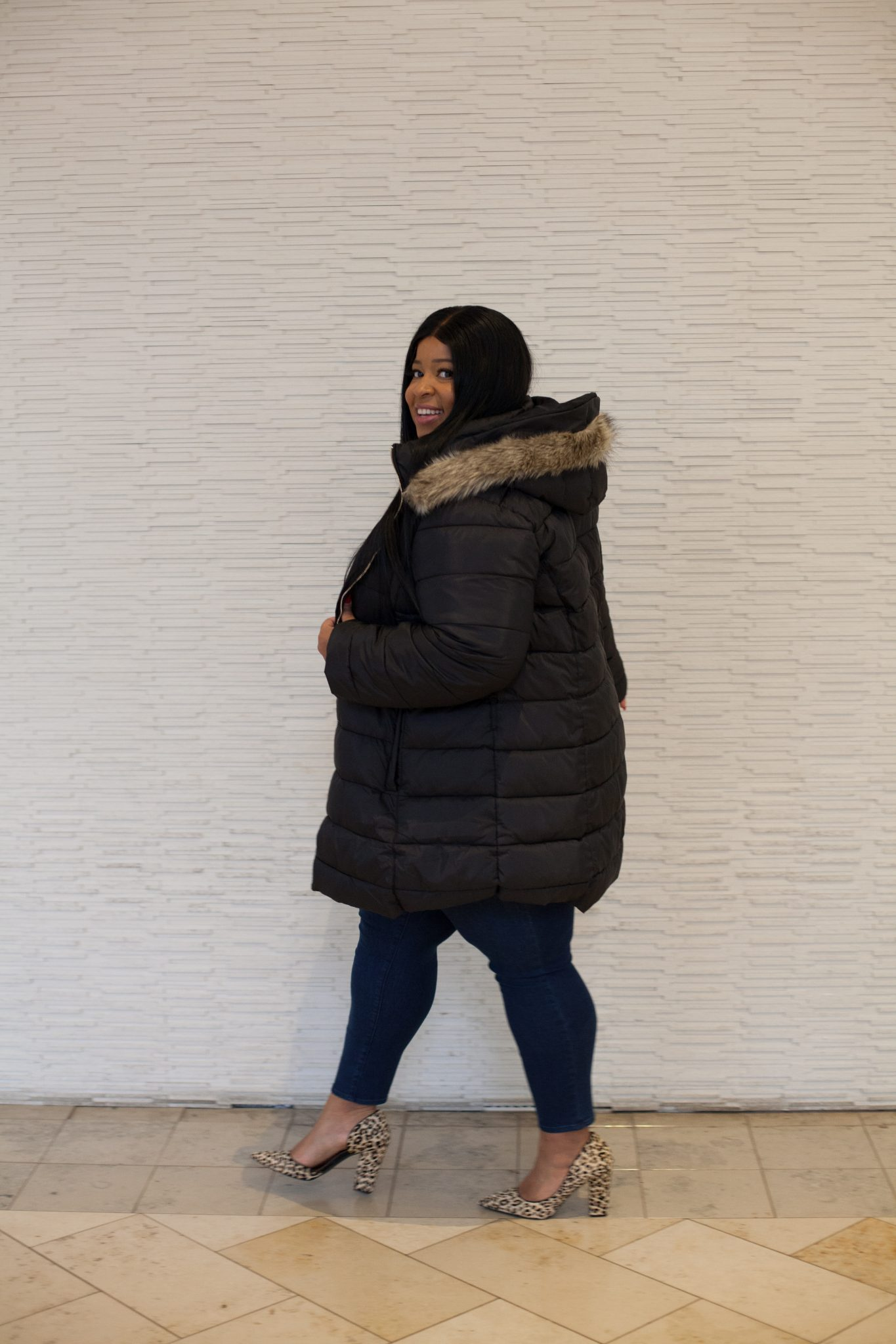 LOFT PLUS SIZE JACKET
