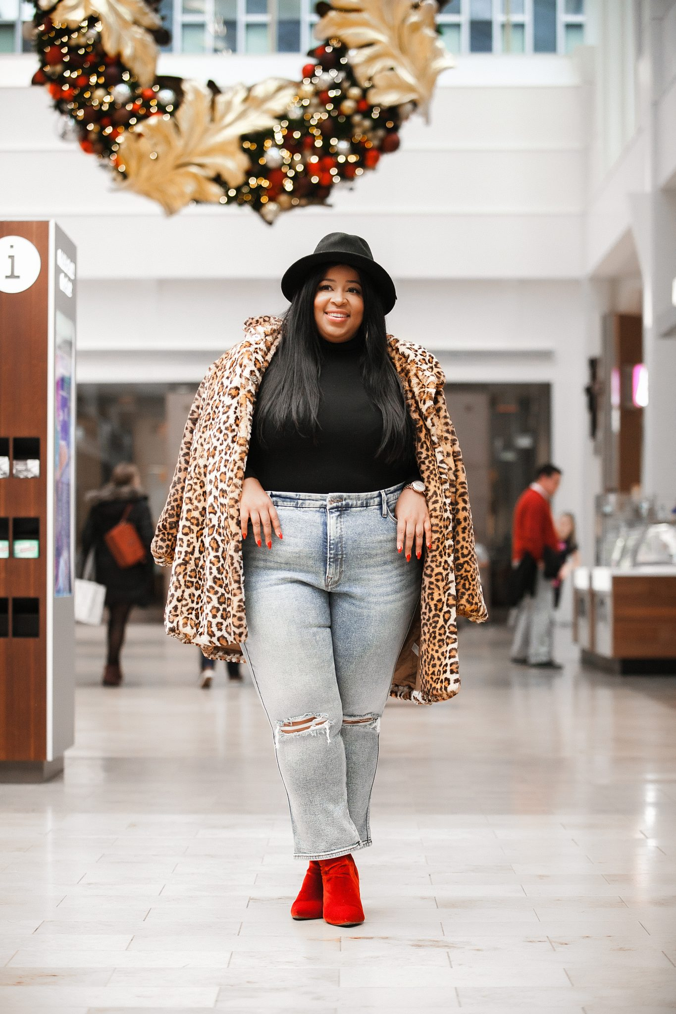 Plus Size Good American Jeans