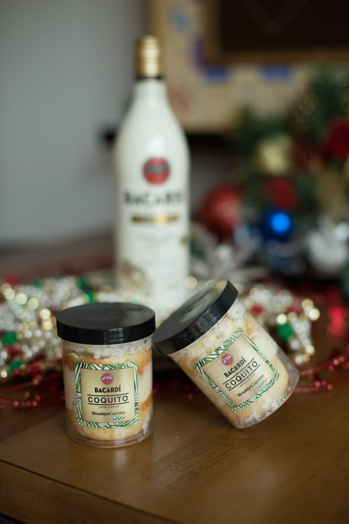 BACARDÍ Rum 's Coquito Coconut Cream Liqueur