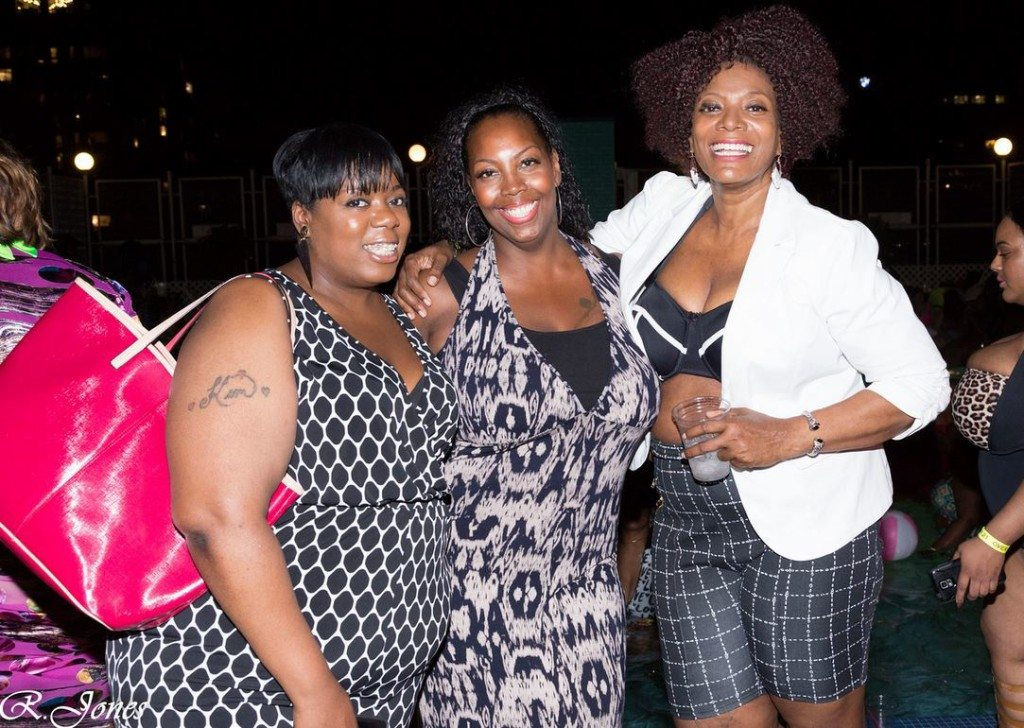 Check out Ms. Boss Lady!!! Gwen DeVoe and the crew!